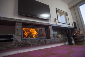 Modern Fireplace Surrounds - M 189