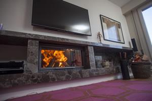 Modern Fireplace Surrounds - M 189