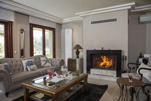 Modern Fireplace Surrounds - M 190
