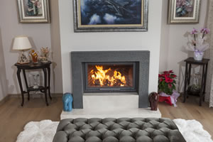 Modern Fireplace Surrounds - M 192 A