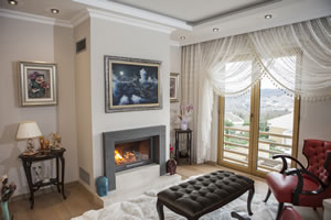 Modern Fireplace Surrounds - M 192 B