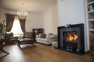 Modern Fireplace Surrounds - M 193