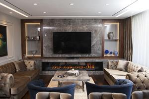 Modern Fireplace Surrounds - M 196