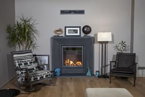 Modern Fireplace Surrounds - M 197 A
