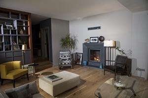 Modern Fireplace Surrounds - M 197 B