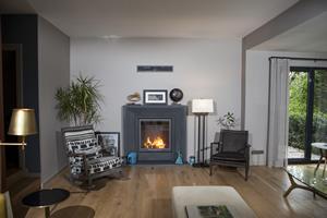 Modern Fireplace Surrounds - M 197