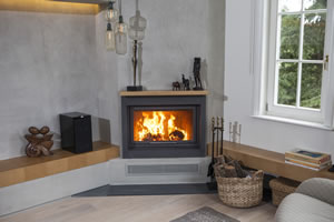 Modern Fireplace Surrounds - M 198