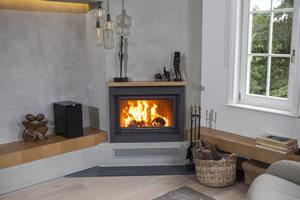 Modern Fireplace Surrounds - M 198