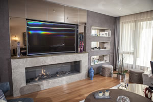 Modern Fireplace Surrounds - M 199