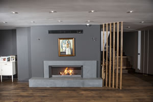 Modern Fireplace Surrounds - M 200 A