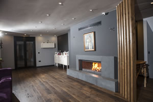 Modern Fireplace Surrounds - M 200 B