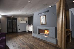 Modern Fireplace Surrounds - M 200 B