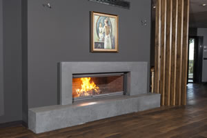 Modern Fireplace Surrounds - M 200