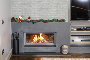 Modern Fireplace Surrounds - M 201