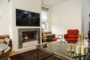 Modern Fireplace Surrounds - M 202 A