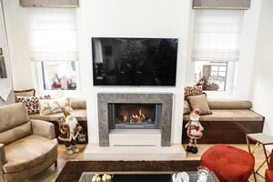 Modern Fireplace Surrounds - M 202