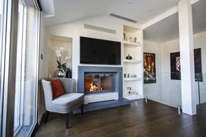 Modern Fireplace Surrounds - M 203 A