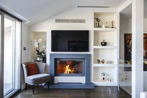 Modern Fireplace Surrounds - M 203