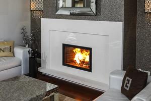 Modern Fireplace Surrounds - M 204 A