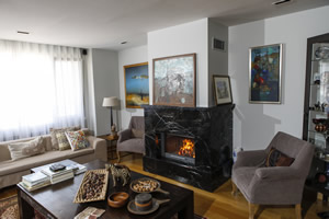Modern Fireplace Surrounds - M 205 A