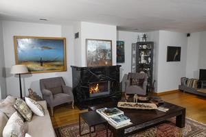 Modern Fireplace Surrounds - M 205 B