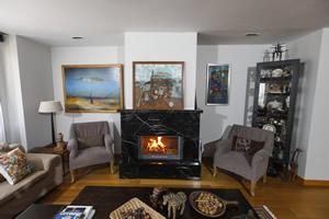Modern Fireplace Surrounds - M 205
