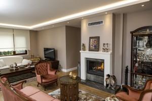 Modern Fireplace Surrounds - M 206 A