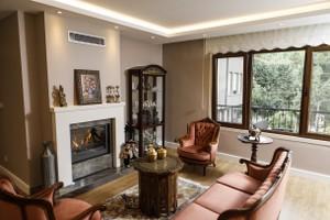 Modern Fireplace Surrounds - M 206 B
