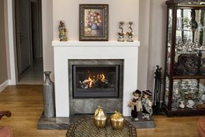 Modern Fireplace Surrounds - M 206