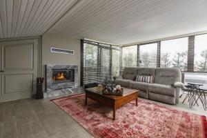 Modern Fireplace Surrounds - M 207 A