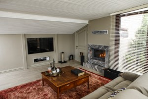 Modern Fireplace Surrounds - M 207 B