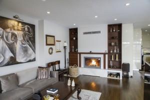 Modern Fireplace Surrounds - M 208 A