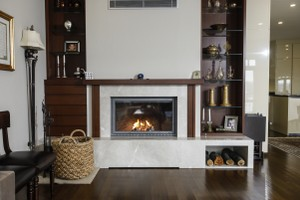 Modern Fireplace Surrounds - M 208