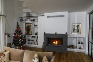 Modern Fireplace Surrounds - M 209
