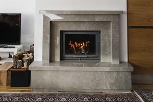 Modern Fireplace Surrounds - M 210 A