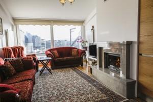 Modern Fireplace Surrounds - M 210 B