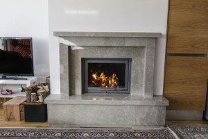 Modern Fireplace Surrounds - M 210