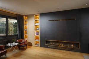 Modern Fireplace Surrounds - M 211 A