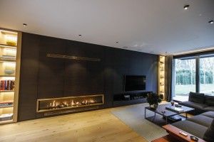 Modern Fireplace Surrounds - M 211 B