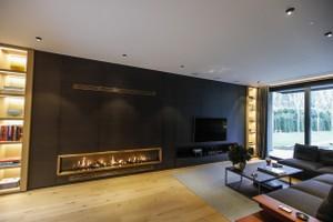 Modern Fireplace Surrounds - M 211 B