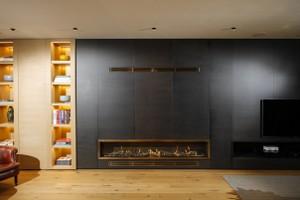 Modern Fireplace Surrounds - M 211