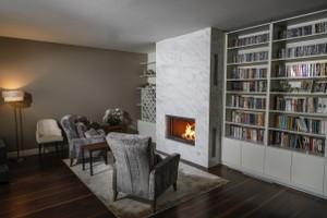 Modern Fireplace Surrounds - M 212 B