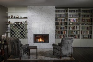 Modern Fireplace Surrounds - M 212