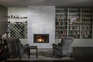 Modern Fireplace Surrounds - M 212