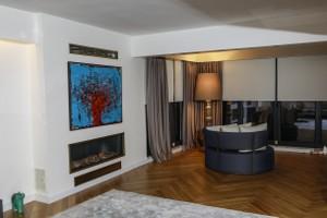 Modern Fireplace Surrounds - M 213 A
