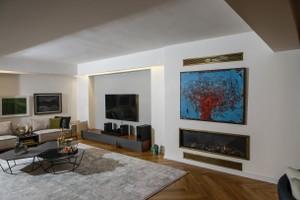 Modern Fireplace Surrounds - M 213