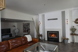 Modern Fireplace Surrounds - M 214 A