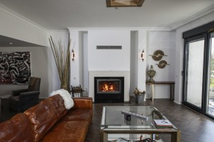Modern Fireplace Surrounds - M 214
