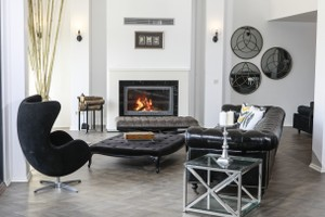 Modern Fireplace Surrounds - M 215