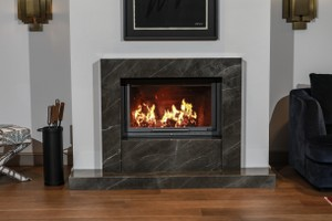 Modern Fireplace Surrounds - M 216 B
